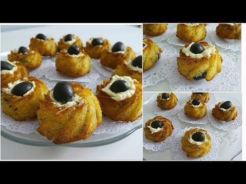 mini-cake-salÉ-:-olive,-fromage,-thon-recette-facile-et-rapide---recette-ramadan