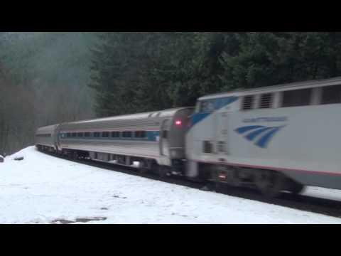 Leavenworth Snow Train Chase 2010!