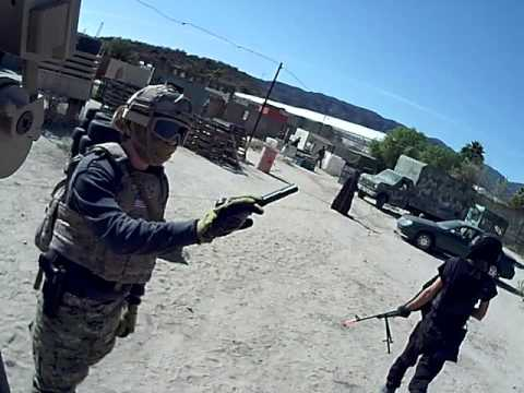 Function Airsoft @ Jericho Airsoft. Doctor footage.