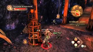 Dungeons & Dragons: Daggerdale (Xbox 360) - Castellano