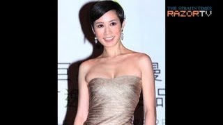 Excited over Andy Lau & Chow Yun-fatt's return (CharmaineSheh@ Asian Couture Evening Pt 3)