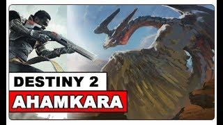 Destiny 2 - Ahamkara & Calus der Kabal Imperator