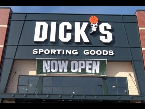 Dick's Sporting Goods In Baxter Celebrates Grand Opening