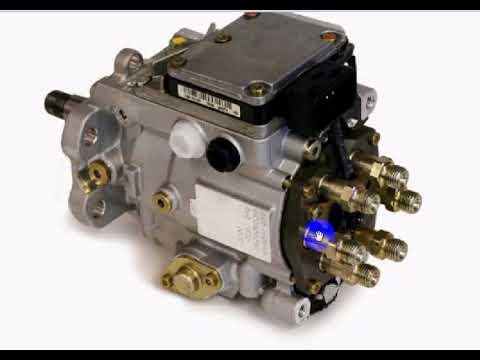 Pompe d'injection  Pompe à haute pression  -  مضخة الديزل  ومضخة الضغط العالي مع شرح مصخة الفرامل