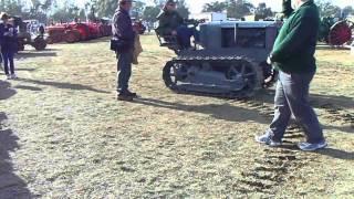 Echuca Steam Rally 2015