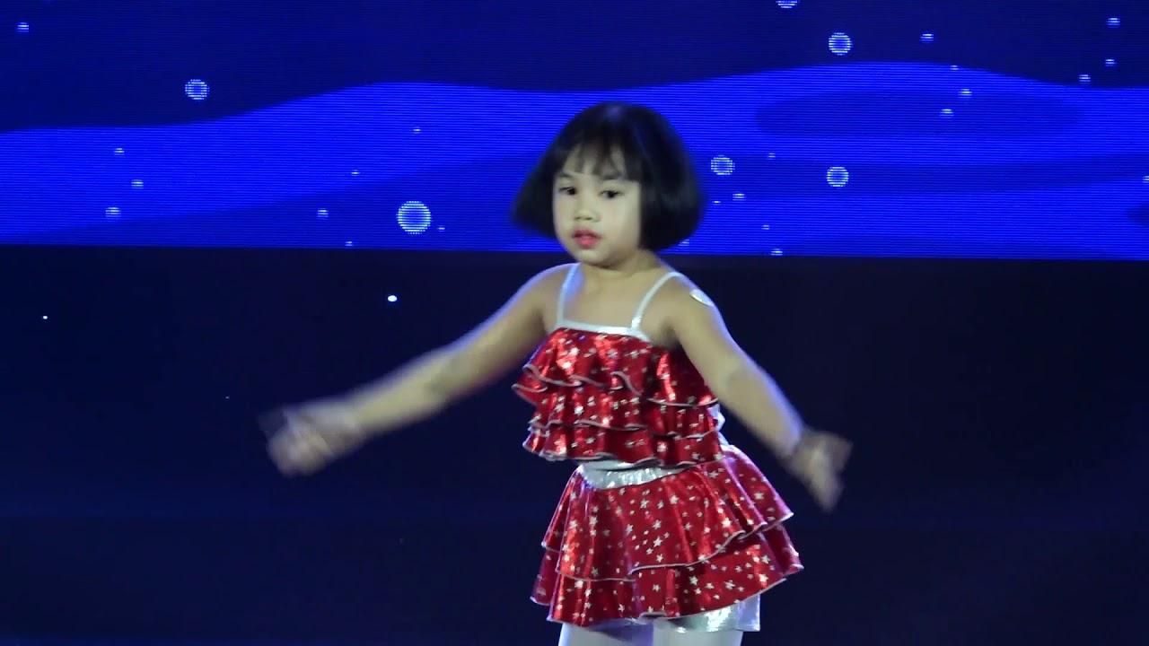 Lớp học múa cho bé nhỏ quận 1 tpHCM – Bài Heaven On Earth