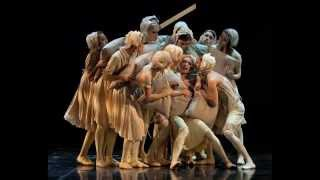"Eifman Ballet x ""Rodin"" x Photos by Michael Khowry x Борис Эйфман х Роден"