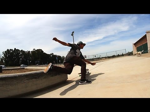 SKATER GETS FOLDED LIKE A PIECE OF LAUNDRY! | BRAILLE STREET MISSION EP 4