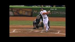 Miami Marlins Highlights 2012