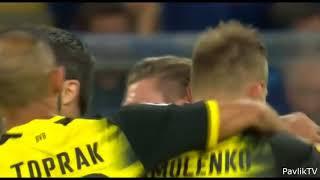 Tottenham vs Borussia Dortmund  GOAL 1-1 2017