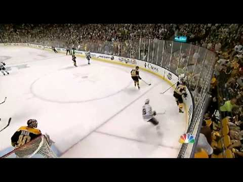 Bryan Bickell Game Tying Goal Games 6 - 2013 Stanley Cup FInals