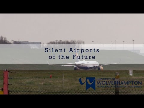 Silent Airports of the Future