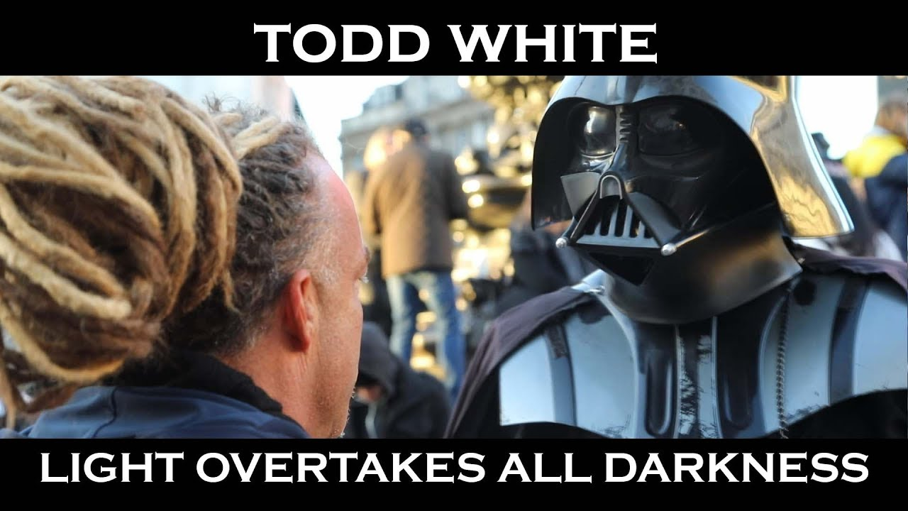 Todd White - Light Overtakes All Darkness