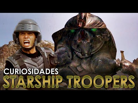 "Curiosidades ""Starship Troopers"" - (1997)"