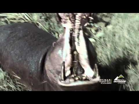 CARTER's W.A.R. - Death In The Water - Outdoor Channel