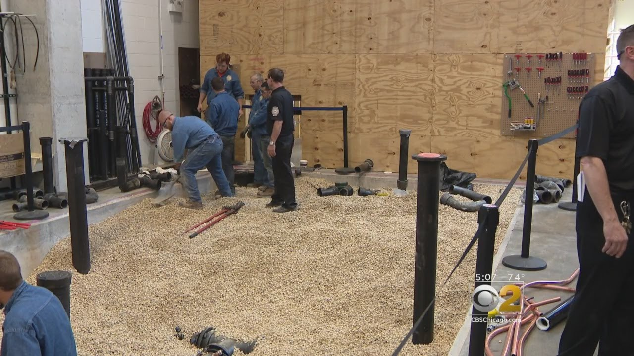 Plumbers Local 130 Union Opens Training Center In The West Loop