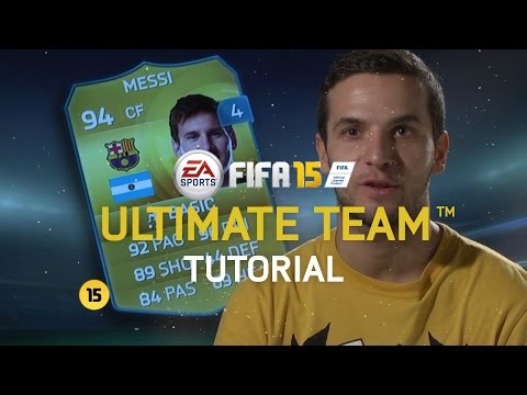 FIFA 15 Ultimate Team - Tutorial [HD]
