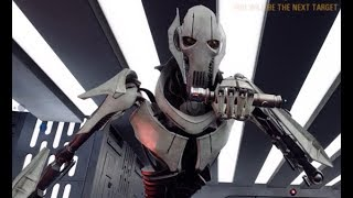 Star Wars Battlefront 2 Heroes Vs Villains 523 General Grievous Gameplay