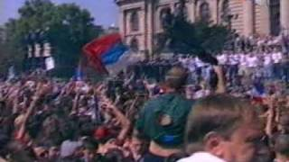 Igra rokenrol cela jugoslavija - docek kosarkasa 1998