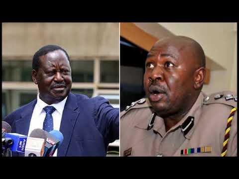 "Operation ""Weka Raila Jela"" Finalized: May Happen Soon"