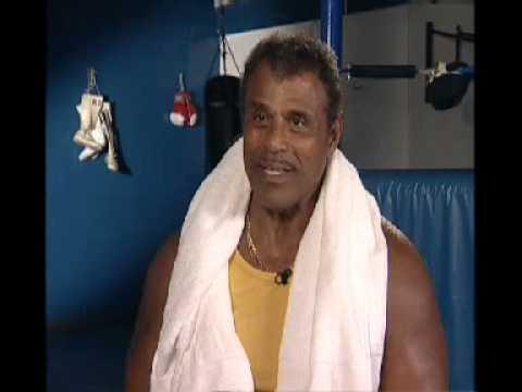 Legends of Wrestling II - Rocky Johnson Interview