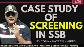 Secrets To Crack the Screening Test || SSB Interview Part 1