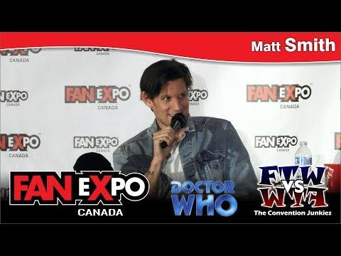 Matt Smith - FAN eXpo Canada 2017 (Toronto) - Full Panel