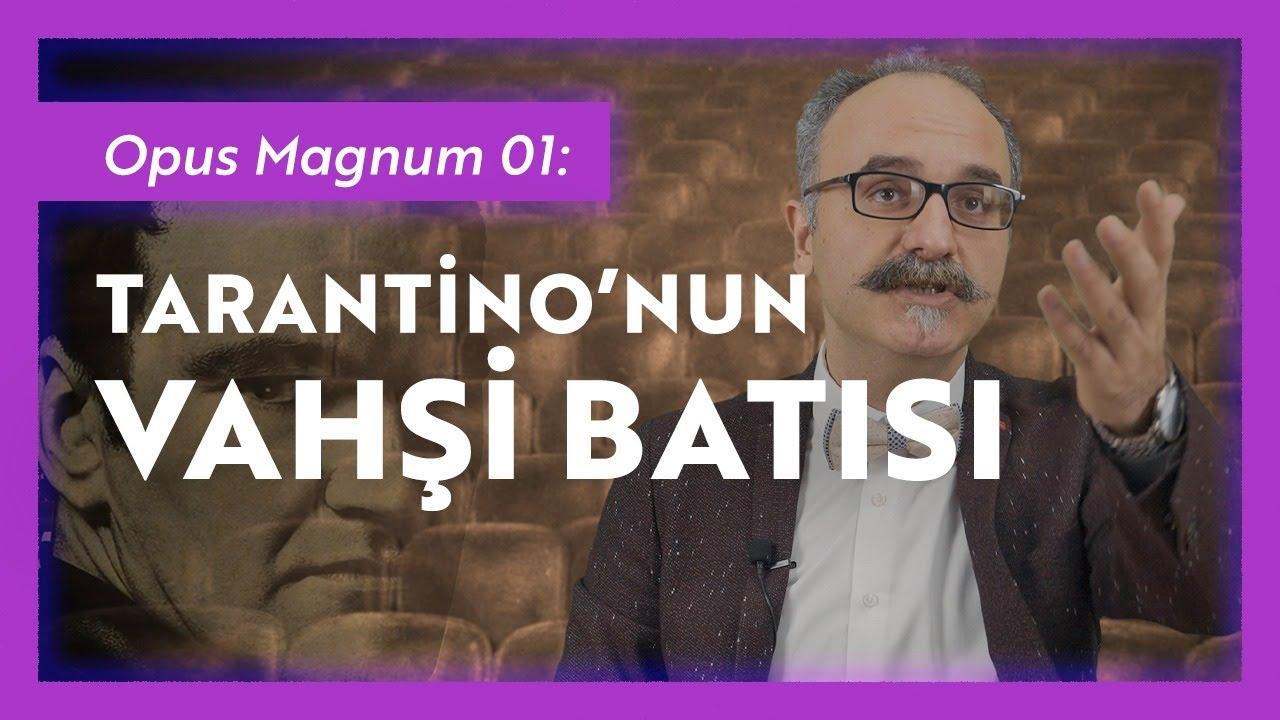 Download Emrah Safa Gürkan – Opus Magnum 01: Tarantino, Kovboylar, Köleler