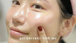 (sub) 푹 잔 피부 완전 가능✨ 환절기 나이트 스킨…