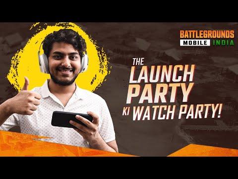 Launch Party ki Watch Party FT SouLAman