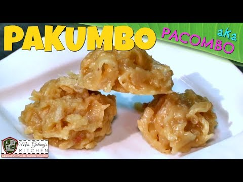 PAKUMBO aka PACOMBO (Mrs.Galang's Kitchen S8 Ep1)
