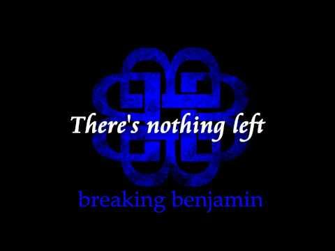 Breaking Benjamin - Without You (Lyrics) [HQ]