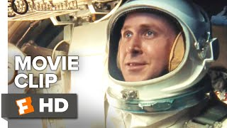 First Man Movie Clip - Agena Spin (2018) | Movieclips Coming Soon