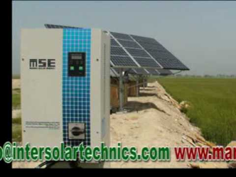 Solar Water Pump In Pakistan  with 4inch Out put