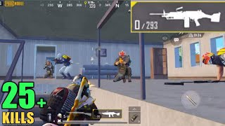 CAN I SURVIVE WITH 0 AMMO 25 KILLS SOLO VS SQUAD PUBG MOBILE