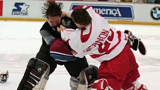Colorado Avalanche vs Detroit Red Wings -