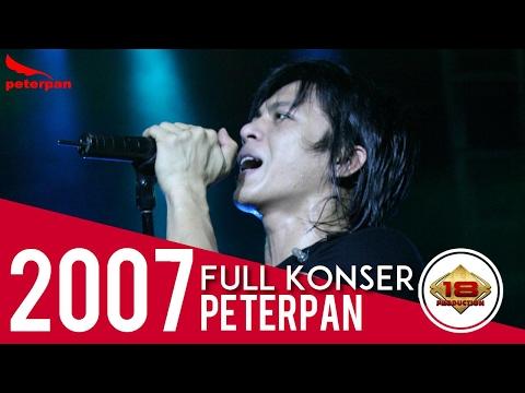 PETERPAN ~ SALLY SENDIRI (LIVE KONSER PALEMBANG 2007)