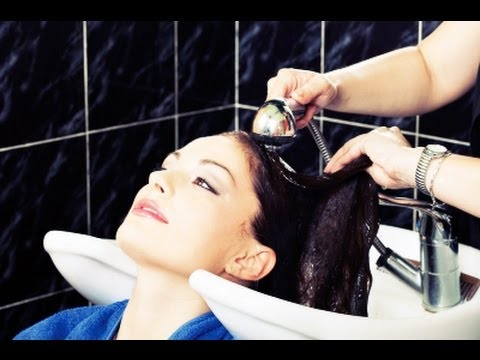 ASMR RELAXATION Salon Wash Shampoo Brushing And Blow