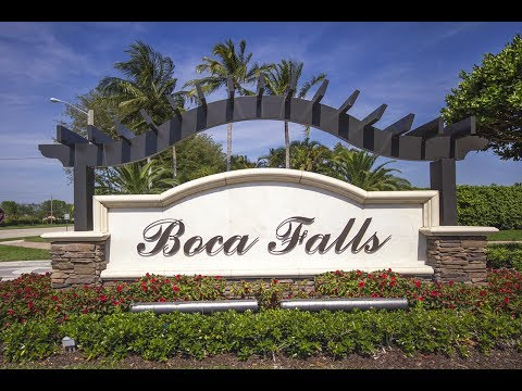 Boca Falls Boca Raton FL 33428 Virtual tour June 2017