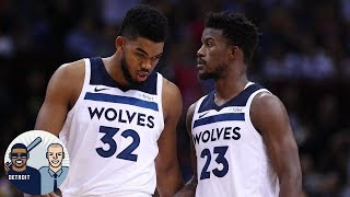 Jalen & Jacoby Timberwolves breakdown: Jimmy Butler, Karl-Anthony Towns  | Jalen & Jacoby | ESPN