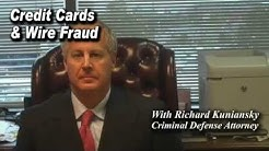 Credt Card Theft & Wire Fraud: Houston Criminal Lawyer