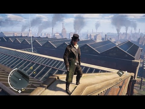ASSASSIN´S CREED SYNDICATE: BEBER ES MALO