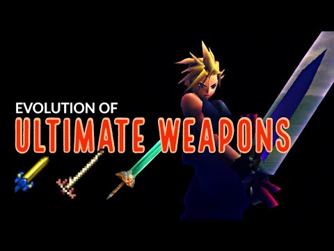 The Complete Evolution Of Ultimate Weapons