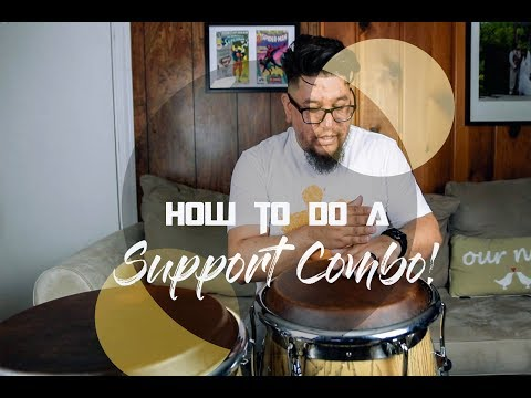 How To Do A Support Combination