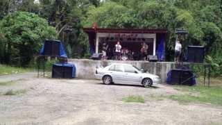 Low Profile - Soundcheck Songkran Festival 2013 (Baling)