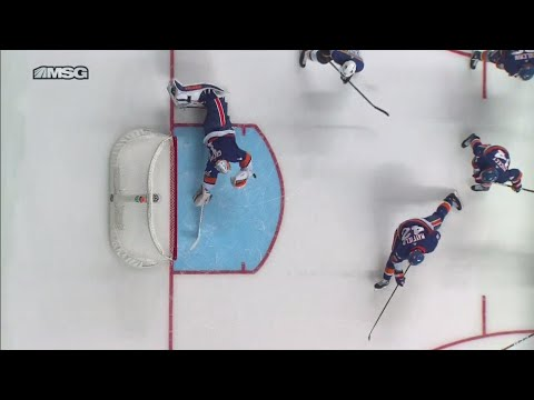 Gotta See It: Greiss recovers for save of the year candidate