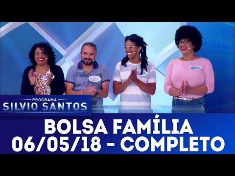 Bolsa Família - Completo | Programa Silvio Santos (06/05/18)