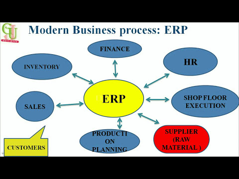 What is ERP & SAP  and Why we need it...?? IN HINDI