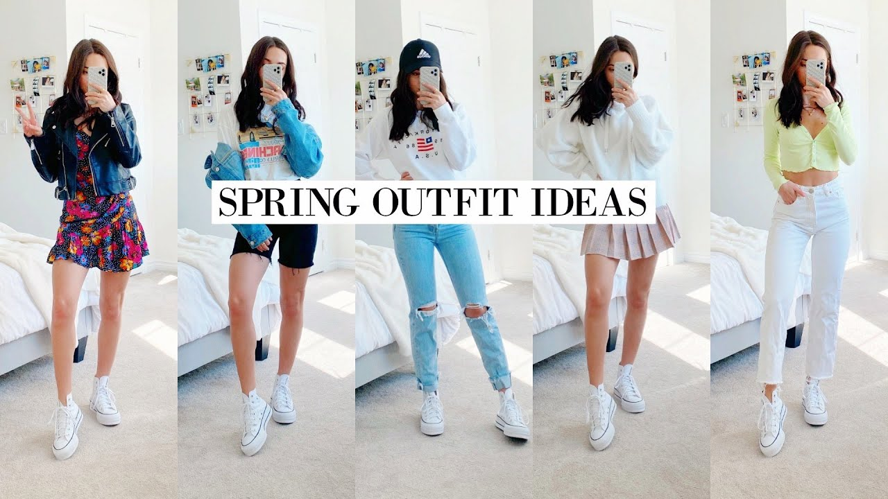 SPRING OUTFIT IDEAS 30  CASUAL & CUTE