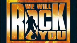 We will Rock you - 11. No one but You  (Only good die young) - Deutsche Version